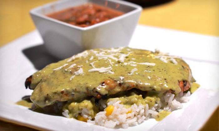 Encanto Mexican Grill  - Schertz: Euro-Style Mexican Fare at Encanto Mexican Grill in Schertz (Up to 53% Off)