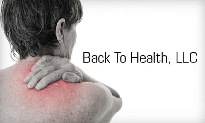 Back to Health - Northwest Columbus: $32 for a One-Hour Massage of Your Choice at Back To Health in Hilliard