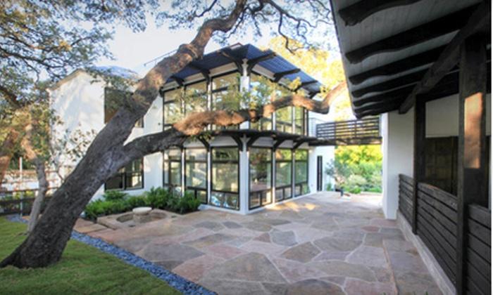 American Institute of Architects San Antonio - Multiple Locations: 2011 San Antonio Homes Tour for One or Two from American Institute of Architects San Antonio
