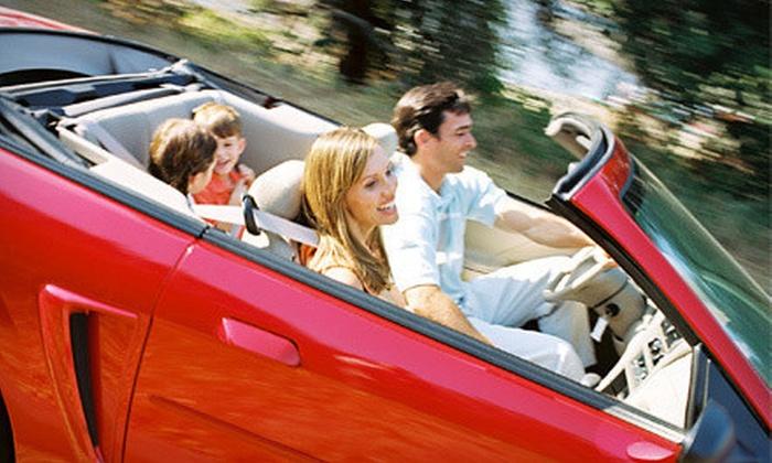 Promenade Car Wash & Spa - Howard Hughes Center: Elite Interior and Exterior Auto-Detail Package for Sedan or SUV at Promenade Car Wash & Spa (66% Off)