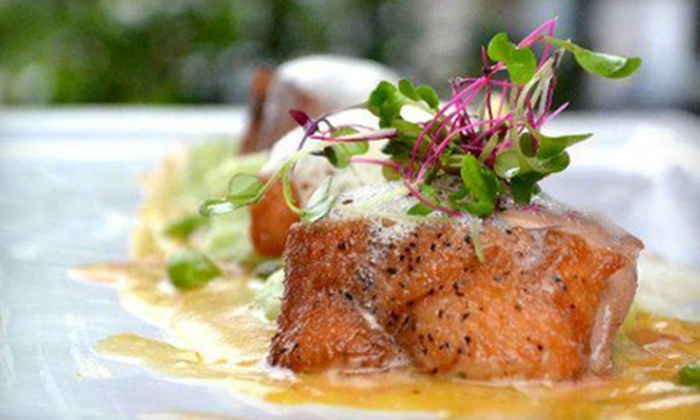 Zapp Brasserie - Cohasset: French Cuisine at Zapp Brasserie in Cohasset. Two Options Available.