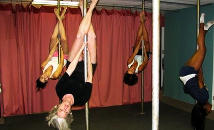 1-Hour Introductory Pole-Fitness Course (a $30 value) - Balera Fitness Studio in Bakersfield