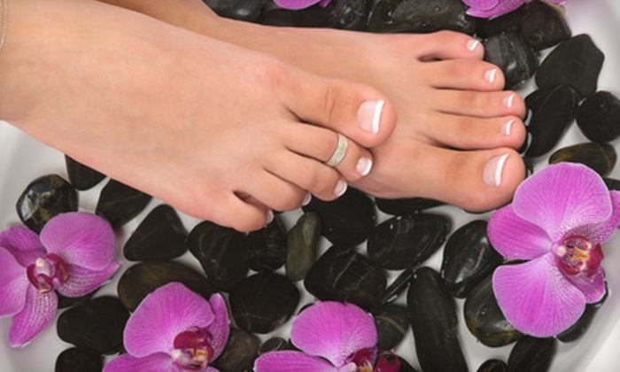 Nails ETC II - Vienna: $20 for a Spa Pedicure and Hot-Stone Foot Massage at Nails ETC II in Vienna ($40 Value)