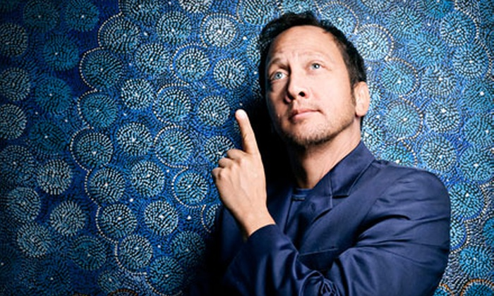 Rob Schneider at the Vogue Theatre - Downtown Vancouver: One Ticket to See Rob Schneider at the Funny Farm Comedy Show on July 22 at 9 p.m. (Up to $65.49 Value)