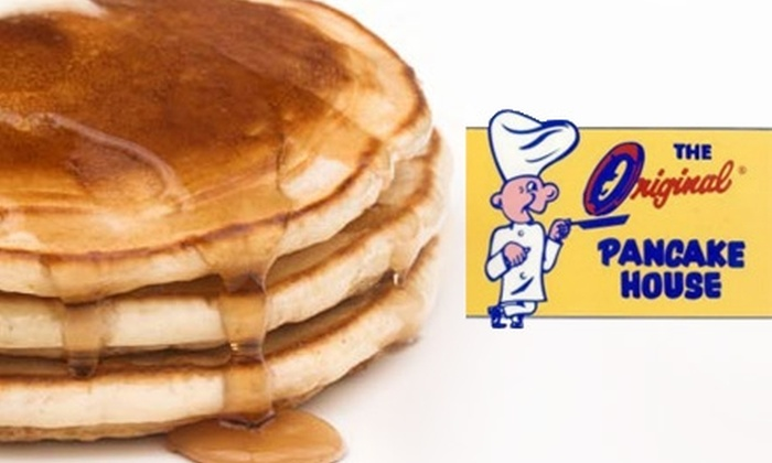 The Original Pancake House - Multiple Locations: $10 for $20 Worth of Breakfast Fare and Drinks at The Original Pancake House