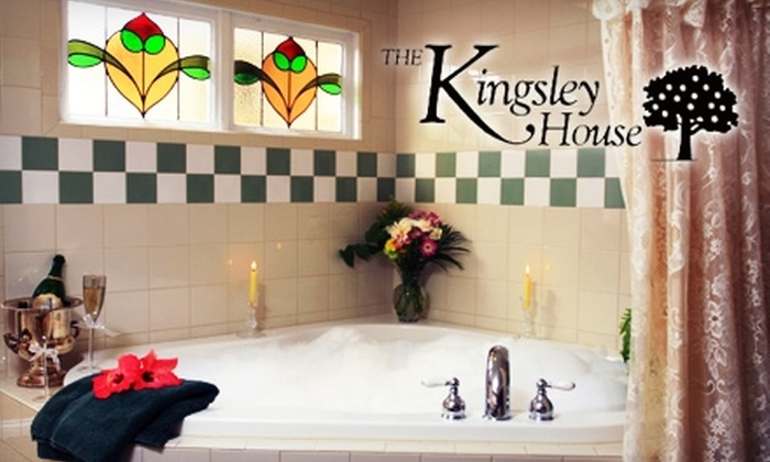 The Kingsley House Bed and Breakfast Inn - Fennville: $129 for a One-Night Stay, Romantic Treats, and a Hot Breakfast at The Kingsley House Bed and Breakfast Inn (Up to $289 Value)