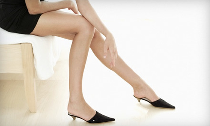 Central Texas Vein Solutions - New Braunfels: $129 for Two Sclerotherapy Spider-Vein Treatments at Central Texas Vein Solutions in New Braunfels ($500 Value)
