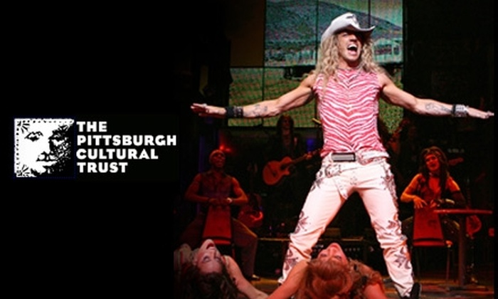 "The Pittsburgh Cultural Trust: One Ticket to ""Rock of Ages"" at the Benedum Center. Choose From Three Seating Options"