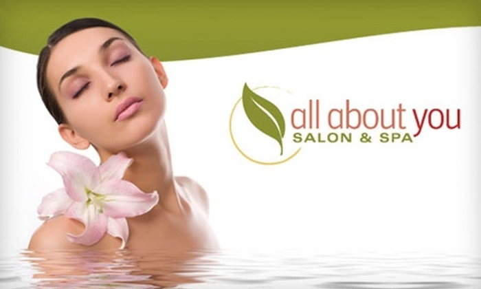 All About You Salon and Spa - Northfield: $40 for $85 Facial Treatment at All About You Salon & Spa