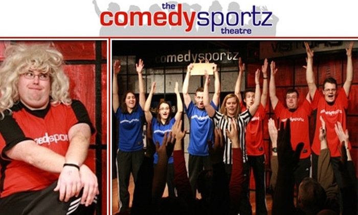 ComedySportz Twin Cities - Uptown: $6 for One Improv-Show Ticket to ComedySportz Twin Cities (Up to $12 Value)