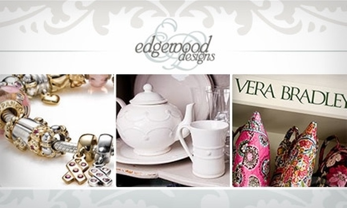 Edgewood Designs - Harrison: $15 for $30 Worth of Gifts, Fashion, and Home Accessories from Edgewood Designs