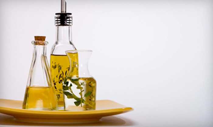 Olive Tree - Overland Park: $10 for $20 Worth of Fine Oils and Vinegars at Olive Tree in Overland Park