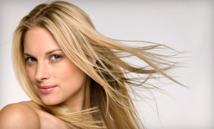 Hair Designers: $40 Worth of Women's Haircut and Facial-Waxing Services - Hair Designers in Salem