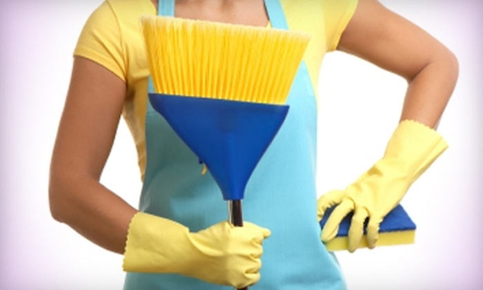 Claudia Cleaning Services Inc - Randolph: $75 for Up to Three Hours of House-Cleaning Services from Claudia Cleaning Services Inc ($150 Value)