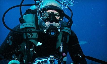 Four-Session PADI Open-Water Dive-Certification Course (a $379 value) - Jupiter Dive Center in Jupiter