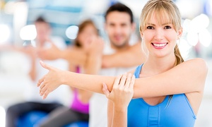 Healthy Habits Studio: Two or Four Weeks of Unlimited Boot-Camp Classes with Meal Plan from Healthy Habits Studio (Up to 69% Off)