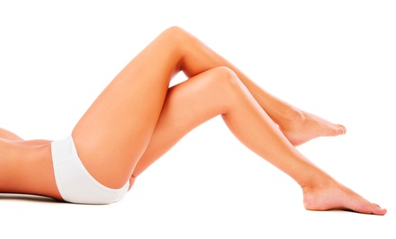 Six Laser Hair-Removal Treatments on a Small, Medium, or Large Area at The Laser Spot (Up to 84% Off)