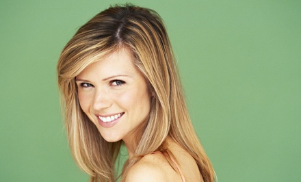 Highlights and Blow-Dry from Black Sheep Salon (60% Off)