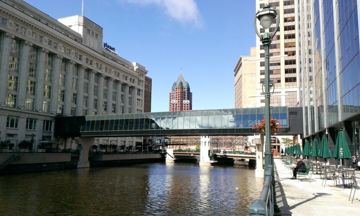 Historic Milwaukee - Shops of Grand Avenue: $11 for the Skywaukee Walking Tour for Two from Historic Milwaukee ($20 Value)