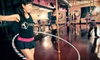 Brass Vixens - Multiple Locations: 1, 5, or 10 Cardio Hula-Hooping Classes at Brass Vixens (Up to 80% Off). Two Locations Available.