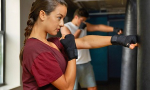 Striking Beauties: 10 Classes or a Two-Week Beginner's Boxing Package at Striking Beauties Taunton (Up to 62% Off)
