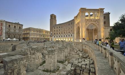 Lecce: Hotel President 4*, fino a 3 notti in camera deluxe con colazione e 1 cena per 2 persone, ponti inclusi