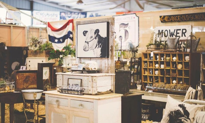 Vintage Market Days - South Central Texas - Somervell County Expo Center: $10 for Two Three-Day Passes to Vintage Market Days –South Central Texas on September 25–27 ($20 Value)