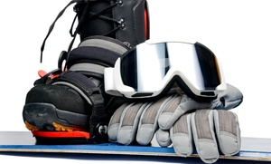 Mini Mountain: $23 for $45 Toward Introductory Ski or Snowboard Lesson — Mini Mountain