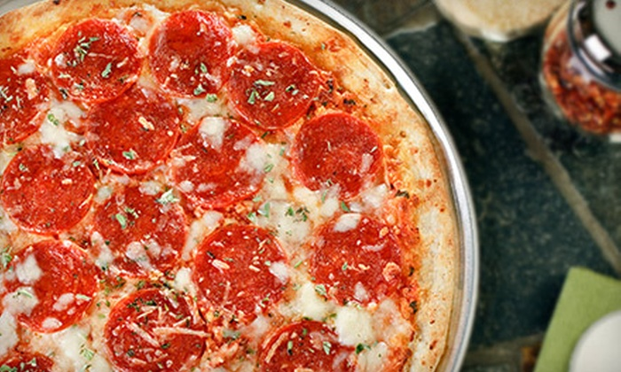 Mancino's Pizza and Grinders - Springfield: $7.70 for $14 Worth of Specialty Pizzas and Italian Food at Mancino's Pizza and Grinders