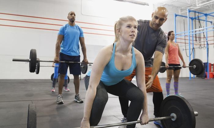 Gabriel Martinez Fitness - Northwest Side: Three Personal Training Sessions at Gabriel Martinez Fitness (74% Off)