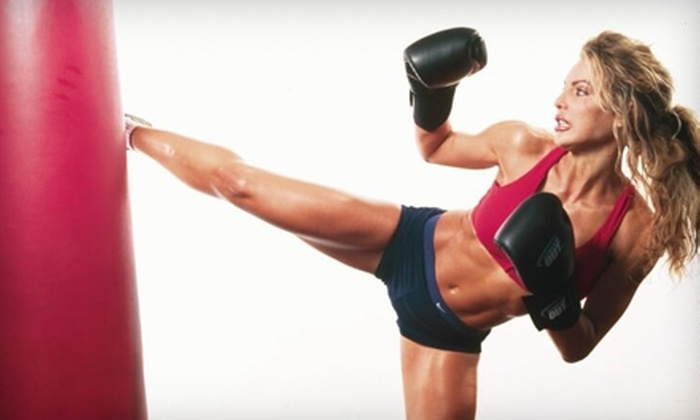 Atomic Boxing - Multiple Locations: $25 for Two Drop-In Kickboxing Classes, Hand Wraps, and One-Week Access to Online Nutrition Program at Atomic Boxing ($55 Value)