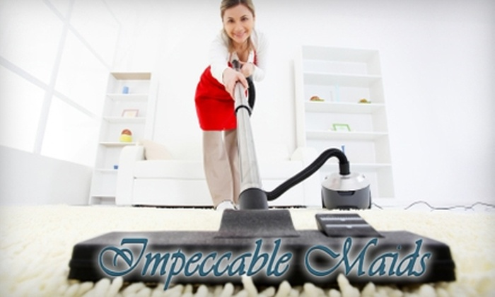 Impeccable Maids - Crofton: House-Cleaning Services from Impeccable Maids. Choose from Three Options.