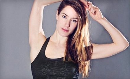 $60 Groupon to Tangled Yoga & Activewear - Tangled Yoga & Activewear in Port Dalhousie