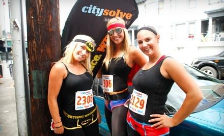 CitySolve Urban Race on Sat., Apr. 16 at 11AM: Entry for One - CitySolve in Philadelphia