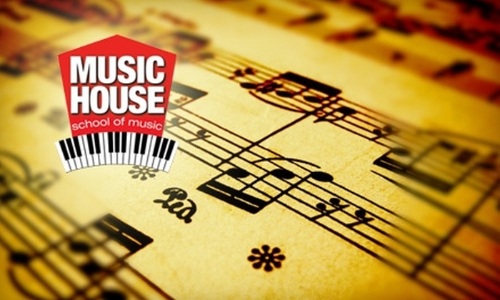 Music House School of Music - Kansas City: $49 for a Semester of Beginner Guitar or Piano Small-Group Classes at Music House School of Music in Overland Park (Up to $200 Value)
