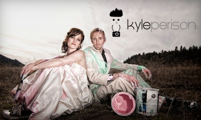 Kyle Perison Photography - Kelowna: $50 for One-Hour Photo Shoot and $20 Print Credit from Kyle Perison Photography