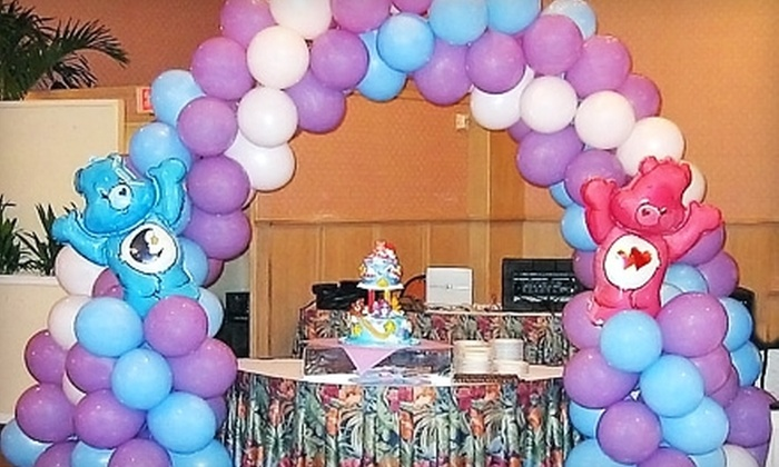Party Pizzazz - Multiple Locations: $10 for $20 Worth of Balloons, Party Supplies, and Rentals at Party Pizzazz