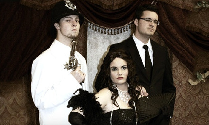 Mystery & Mayhem Theater - Pigeon Forge: $49 for an Interactive Murder-Mystery Dinner for Two at Mystery & Mayhem Theater in Pigeon Forge ($98 Value)