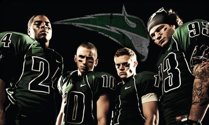 Portland State University Vikings - Goose Hollow: Two Tickets to PSU Vikings' Home Opener at JELD-WEN Field on September 3 at 1:05 p.m. Two Seating Options Available.
