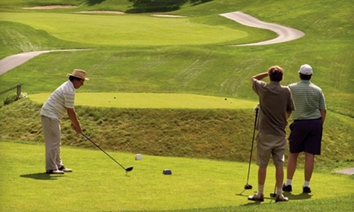 Green Mountain National Golf Course - Killington: $38 for 18 Holes of Golf and Large Bucket of Range Balls at Green Mountain National Golf Course in Killington