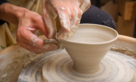 4-Week Adult Pottery Class for 1 (a $170 value) - KC Clay Guild in Kansas City