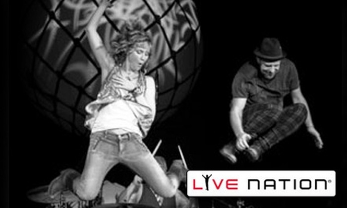 Live Nation - Royal Palm Beach-West Jupiter: $35 for Two Tickets from Live Nation to Sugarland at Cruzan Amphitheatre in West Palm Beach on Oct. 16 at 7:30 p.m. ($70 Value)