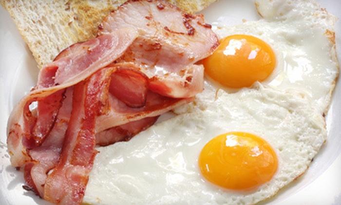 Kalico Kitchen - Spokane: Half Off Country-Style Breakfast Fare at Kalico Kitchen. Two Options Available.