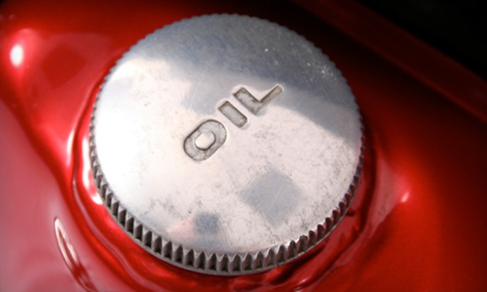 Logan Square Auto Repair - Logan Square: $20 for an Oil-Change Package with Filter, Tire Rotation, and Fluid Top Off at Logan Square Auto Repair ($45 Value)