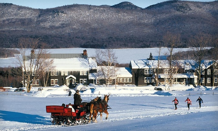 The Mountain Top Inn & Resort - Chittenden, VT: Two-Night Stay with Dining Credit or Trail Rides and Dinner at The Mountain Top Inn & Resort in Chittenden, VT