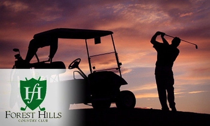 Forest Hills Country Club - Middletown: $14 for 18 Holes of Golf with Cart at Forest Hills Country Club