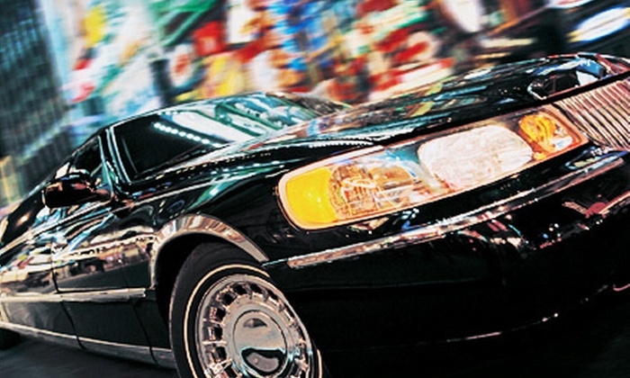 Encore Car & Limo Service - Encore Car & Limo Service Inc.: One-Way Sedan Service to or from LaGuardia, JFK, or Newark Airports from Encore Car & Limo Service (Up to 51% Off)