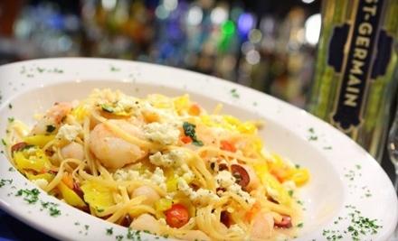 Santorini Taverna: $40 Groupon for Dinner - Santorini Taverna in Eden Prairie