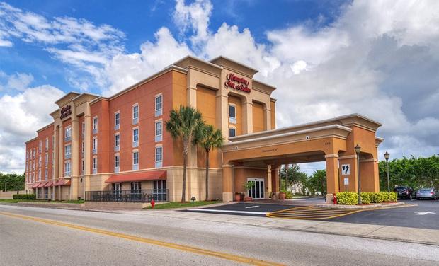 Hampton Inn & Suites Cape Coral, FL - Cape Coral, FL: Stay at Hampton Inn & Suites Cape Coral, FL, with Dates into October