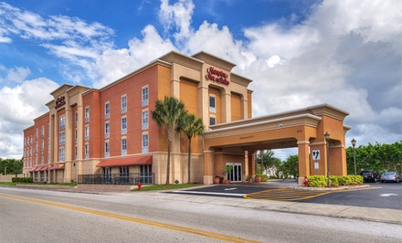 Stay at Hampton Inn & Suites Cape Coral, FL, with Dates into October